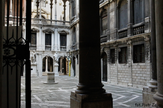 "Conservatorio di musica Benedetto Marcello in Venice - filming location of "" Moonraker """