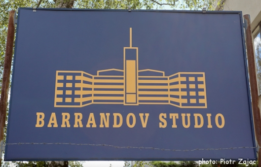 Barrandov Studio in Prague, Czech Republic