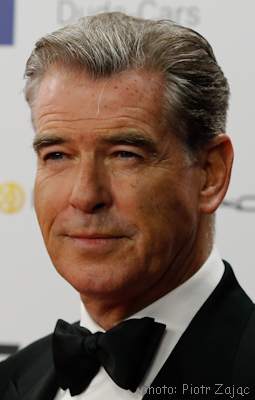 Pierce Brosnan during 29th European Film Awards Ceremony in Wroclaw, Poland