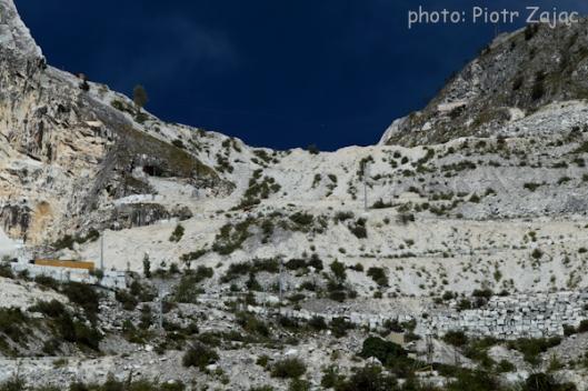 Cava Fantiscritti, Carrara, Italy