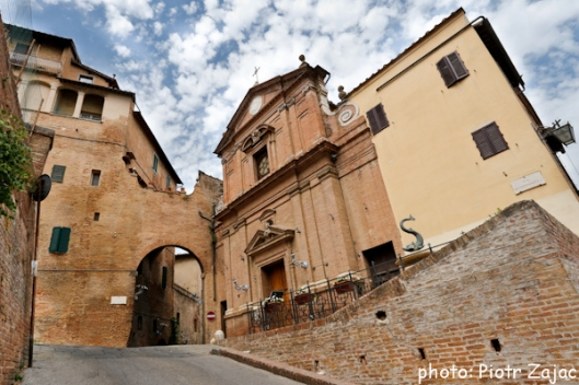 Chiesa di San Giuseppe in Siena, Italy