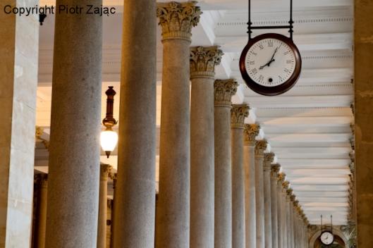 Mill Colonnade in Karlovy Vary, Czech Republic