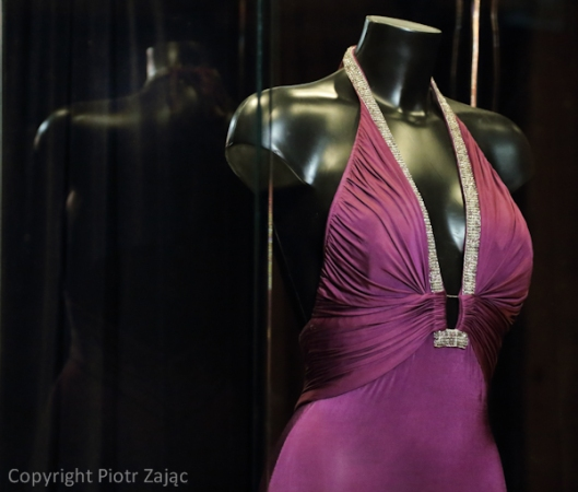 Vesper Lynd's dress from 'Casino Royale'