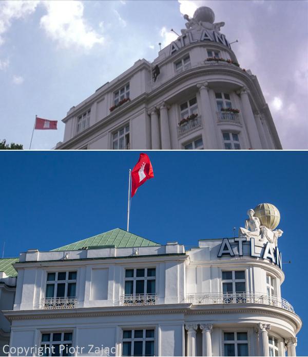 Hotel Atlantic Kempinski in Hamburg, Germany