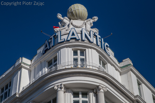 Hotel Atlantic Kempinski Hamburg, Germany