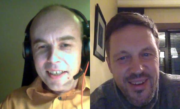 Interviev with Martin Ivanov