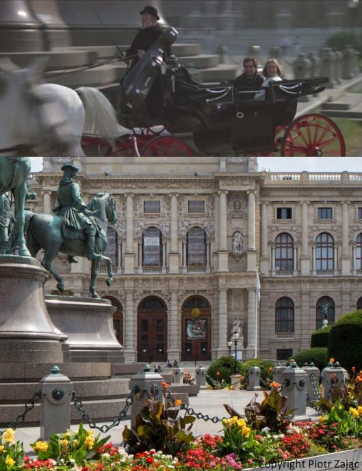 Maria-Theresien-Platz, Vienna, Austria
